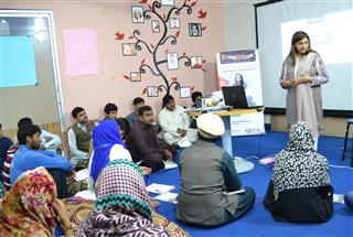 Information Session at Innovation Hub Layyah  ...