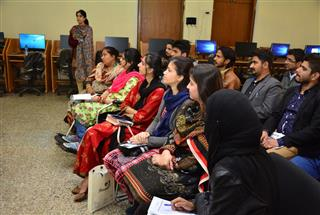 Information Session for Differently Able Persons  ...