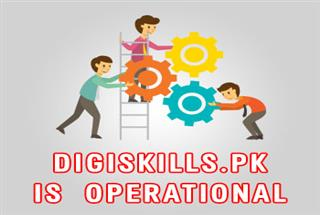 DigiSkills.pk (DSTP) is Operational